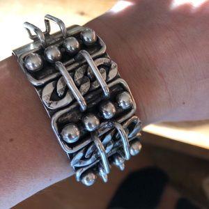Dannijo cuff silver bracelet